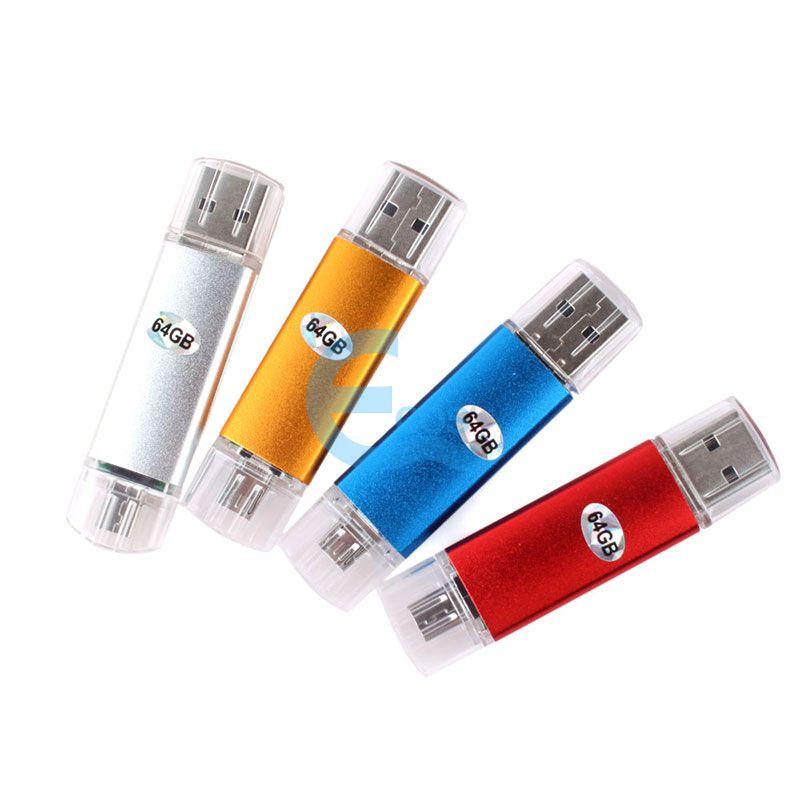 USB-флеш карта LD 64 u/usb 2.0 /otg /#61528 usb флеш карта e usb usb u u