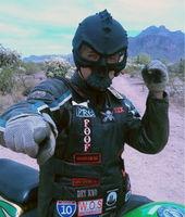 MASEI MATT BLACK SKULL 489 MOTORCYCLE CHOPPER DOT HELMET FOR HARLEY DAVIDSON BIKER
