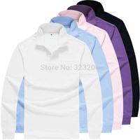 Class 2014 guanggu shan long sleeve custom logo t-shirts POLO shirt