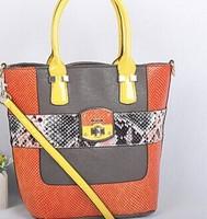 2014 New Women Tote Satchel Handbag Shoulder bag Purse NWT Famous Brands Bag Free Shipping