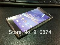 10pcs/lot X type TPU phone sets FOR SONY D5322 / XPERIA T2 - KC