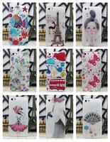 Popular rilievo embossed case for iphone 5 5S,printing brand cases cover skin,mobile phone bag 2014 hot