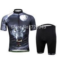 Men's 2014 New Bicycle bike Clothing wear shirt Cycling jersey and bibs shorts or shorts Size :S ~XXXL Free shippingCC2018