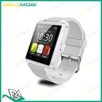 U8 Smartwatch Bluetooth Smart Watch WristWatch Watch Handsfree for iPhone 5 5C 5S Samsung Phone Mate Android 10Pcs/Lot