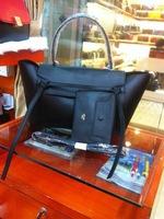 Tie Nano Top Handle Bag with wallet