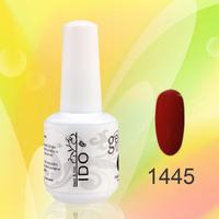 12pcs uv gel nail Soak nail gel 10colors+1top coat+1base coat) nail polish led gel