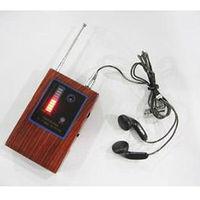 Brand New Mahogany Mini camera detector RF Wireless Signal dectector free shipping