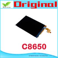 5pcs/lot hotsale Original LCD Screen display For Huawei C8650 U8650 LCD Screen Display Free Shipping