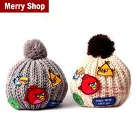 Hot 2014 Spring Winter Warm Baby Lovely Bird Hat Fashion Kid's Ear Pretect Animal Hat children's Cap For Winter