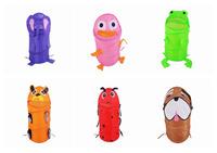 "1pc 18"" LARGE Animal Cartoon Folding Storage Boxe Bin Container Organizer Bucket Basket for Toys Clothing Bath Home Decor"