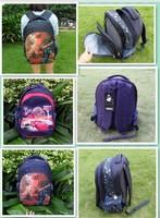 Boys   Cartoon  Schoolbags  Kids 3  Layer Backpack   Travel bags