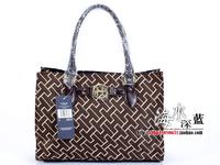 2014 New  Bag Printed Fashion Handbag Free shipping