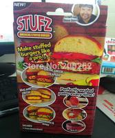 Wholesale ! 2014 latest Stufz Stuffed hamburger press,kitchen meat and poultry tools,burger press meat,hamburger machine
