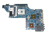 wholesale Laptop Motherboard for HP Pavilion DV6 Placa Madre 665348-001 intel HM65 Working Well 50% Off Shipping