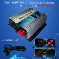 600w grid tie power inverter for wind, 3 phase inverter wind grid tie
