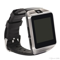 """GV08 Ultra thin mobile watch phone with 1.3M camera,1.5"""" touch screen,bluetooth 3.0,new unlock smart watch,MP3,FM"""