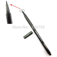 Free shipping Waterproof Beauty Makeup Cosmetic Liquid Eye Liner Eyeliner Pen Pencil Black Free H6329 P