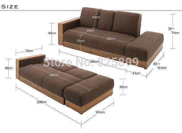 5 in 1 air sofa bed/modern design sofa cum bed/wooden sofa cum bed designs(China (Mainland))