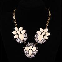 2014 Fashion Necklaces  Chain Chunky Choker Statement Necklace & Pendant Fashion Necklace Women Sobretudo Feminino N1650-N1653