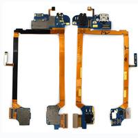 Micro USB Charging Port Mic Headphone Jack Flex Cable For LG Optimus G2 D802