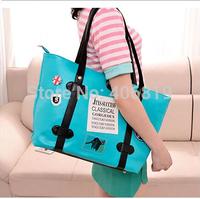 2014 new promotional Korean wild fashion handbags shoulder bag Messenger bag trend PU bag 111 free to send fish bones