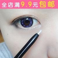 Beauty beauty tools belt sponge automatic eye shadow pen mooren pen waterproof