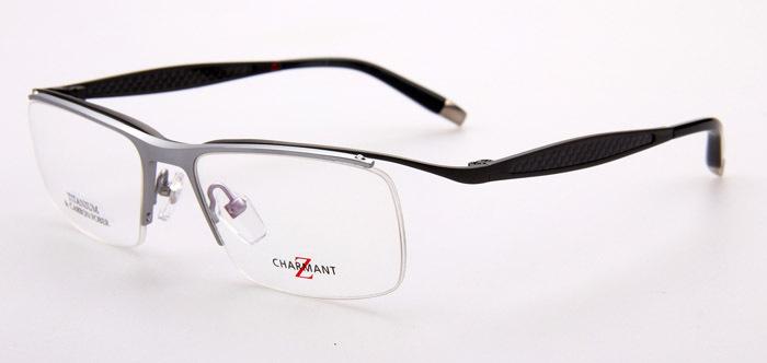 designer eyeglasses z titanium men women rimless eyewear framesjpg