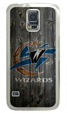 Washington Wizards on Wood Background Samsung Galaxy S5 Cover Case(China (Mainland))