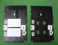 New Design Free Shipping Good Quality PVC Card Tray For Epson Printer R290 R270 T60 T50 P50 PVC ID card tray 10 PCS / Lot