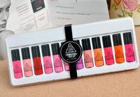 3ce concept eyes lip gloss liquid lipstick small-sample 12pcs/lot brand new
