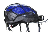 bicycles luggage net enclosures / elastic luggage ropes / shelves ropes / 6 hooks Free Shipping BUNGEE CORD