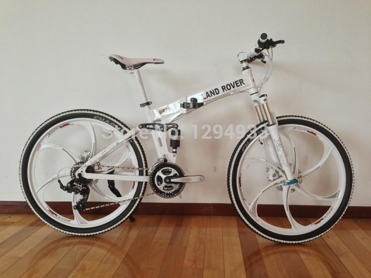 G4 super Merida mountain bike / one wheel bike / folding car /26 inch 24 speed brake(China (Mainland))