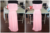 2014 European style women low strapless dress casual summer dress buy one get one free free shipping