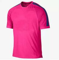 A+++ BACA  Sports Suit Track Wear Thai Soccer Jersey 2014 2015  pink training shirt 14/15 Men Mascherano Suarez Messi Neymar JR
