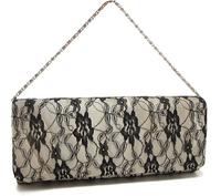 2014 10pcs one lot wholesales luxurious lace clutches evening bag wedding handbag bride clutches phone case