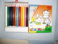 OEM color pencils from factory