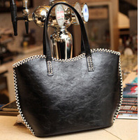 The new promotional picture package bag 2014 retro minimalist decorative belt pack w0791 free to send