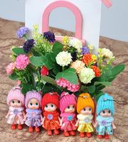 free shippingM134 genuine original confused doll hair Cinderella creative Pendant with tag wholesale