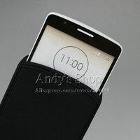 Black Soft Elastic Neoprene Sleeve Pouch Bags Cases Covers For LG G3