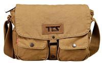 Brand 2014 New Best Selling Fashion Unique Canvas Casual Travel School Men Messenger Shoulder Bags Cross Body Bag Sling Bike Bag