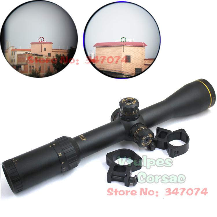 Винтовочный оптический прицел Vulpes Corsac 3/15 TERMNATOR 30 X 42 RG 3-15x42