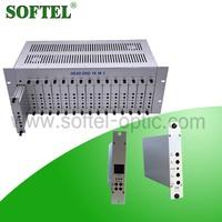 16 in 1 Fixed Modulator Combiner Amplifier