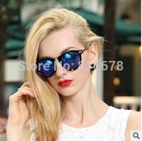 5338 sunglasses arrows reverse luster membrane restoring ancient ways the sun glasses Glance round frame glasses sunglasses