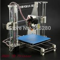 Aurora Z605 New Reprap Prusa I3 3D Printer impressora 3D Print DIY KIT Exclusive Injection Molded High Accuracy DHL FreeShipping