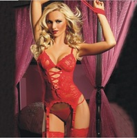 2014 new arrival gauze containing garters sexy lingerie sexy uniforms free shipping