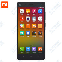 EMS Free Shipping Original Xiaomi4 M4 Mi4 GSM/WCDMA 3G Snapdragon 801 Quad Core Android Phone 3G Ram 16/64G Rom 13MP Camera