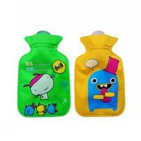 10pcs/lot Cartoon printing trumpet mini flush water  hot water bottle hot water bottle Hot water bag