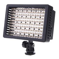 High quality CN-126 LED Video Lamp Light Camera Lighting for Nikon DSLR Canon