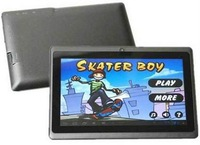 Cheap 7 Inch Dual Core Q88 Android 4.2 Tablet PC Allwinner A23 512M 4GB Capacitive Screen Dual camera WIFI 3G