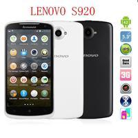 lenovo S920 white phone